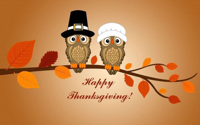 Happy Thanksgiving Wallpaper - owls.jpg