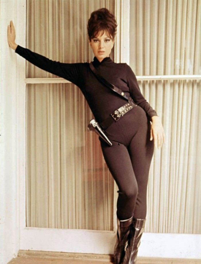 Monica Vitti / Modesty Blaise