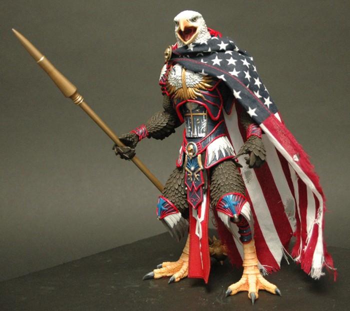 American War Toy