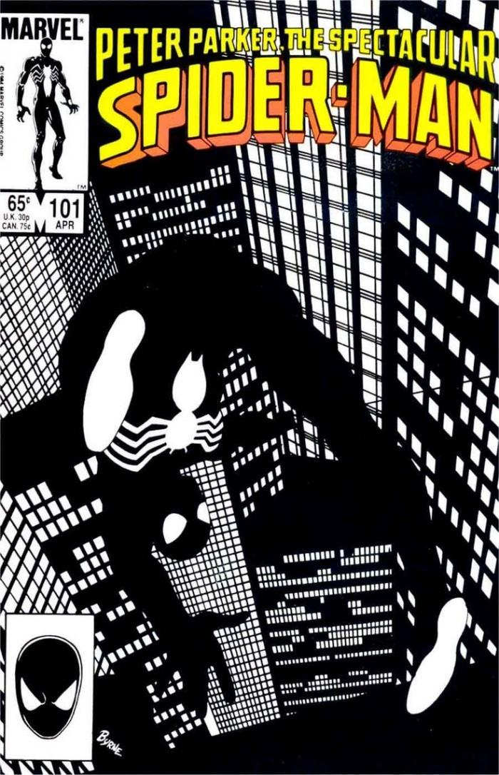 Black Spider-Man on Spectacular Spider-man 101.jpg
