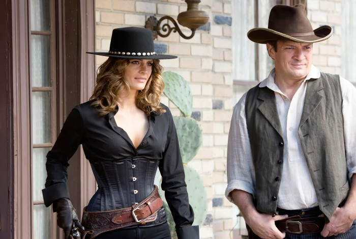 Coyboy Castle and his Cowgirl wife.jpg