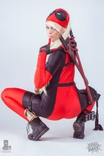 Deadpool Ellei Marie 003 150x225 deadpool blonde cosplayer