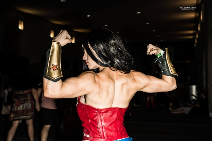 Heroine For Hire as Wonder Woman 700x467 Heroine For Hire as Wonder Woman