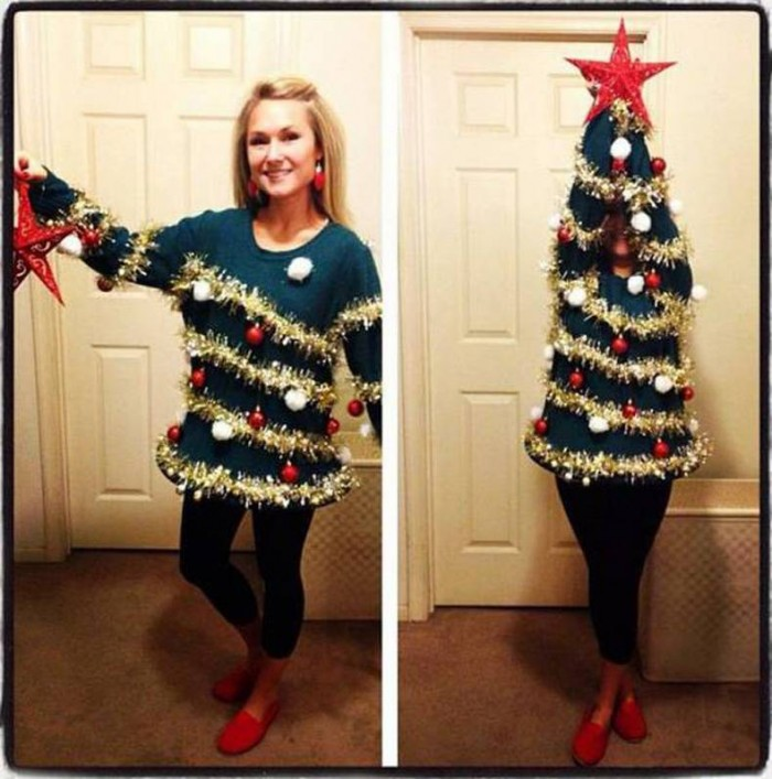 christmas tree shirt