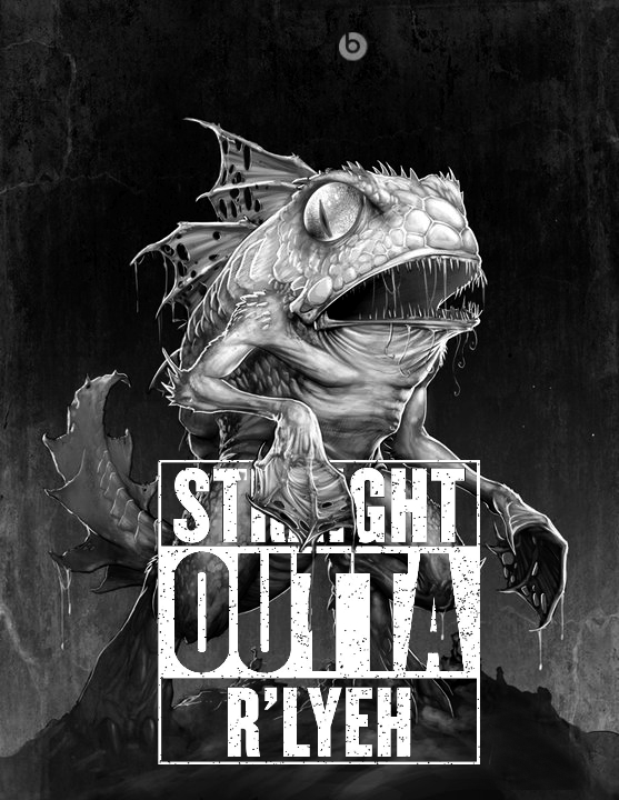 straight outta lovecraft