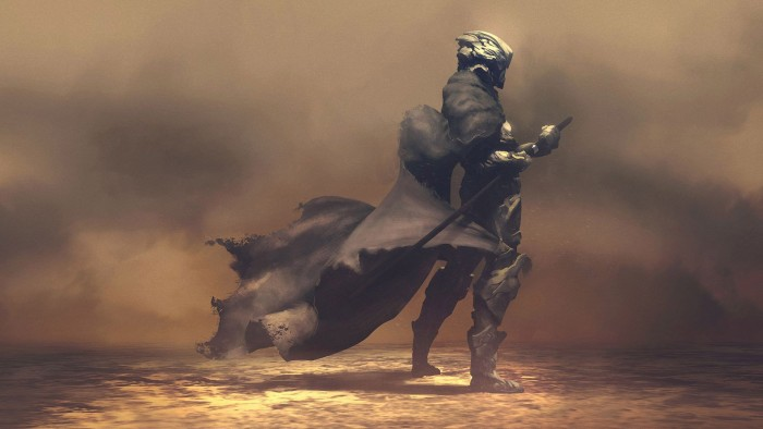 Futuristic Samurai in Smoke.jpg