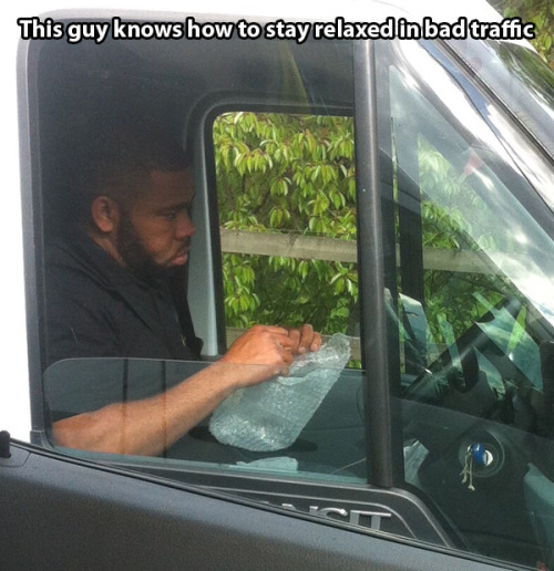 How to stay relaxed in bad traffic.jpg