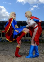 Power Girl Supergirl 005 150x212 supergirl and powergirl cosplay supergirl Sexy powergirl cosplay Comic Books