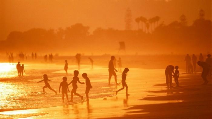 The Beach at Coronado, CA.jpg