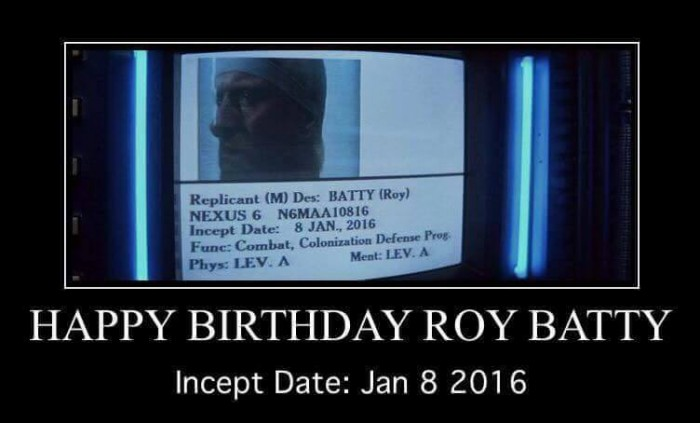 Happy Inception Date!