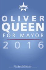 oliverqueenmayor2 27506 150x229 Oliver Queen for Mayor Television Comic Books Arrow