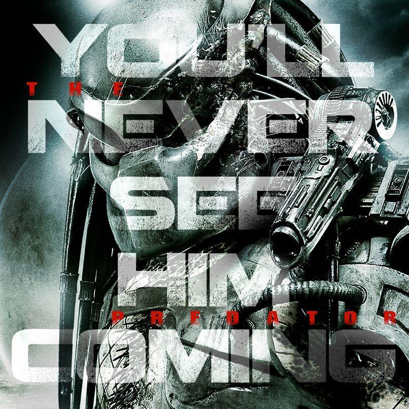 79C The Predator The Predator Teaser poster Movies
