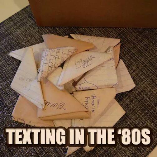 FB IMG 1426261051937 texting texting Humor 80s