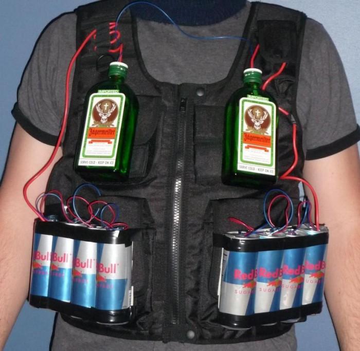 Jager Bomb Vest