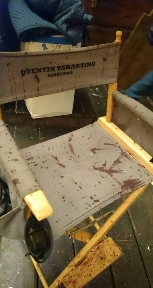 Quentin Tarantino's Directors Chair