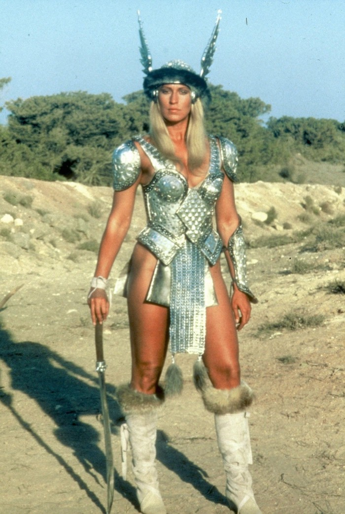 Sandahl Bergman Conan the Barbarian