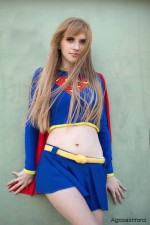 Supergirl AgosAshford 005 150x225 Supergirl by AgosAshford