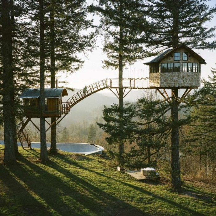 adult tree houses