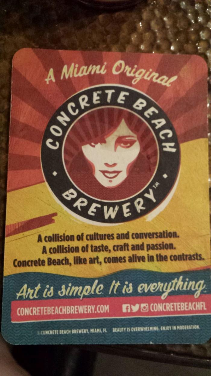 concrete beach brewery
