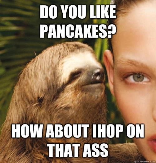 do you like pancakes do you like pancakes