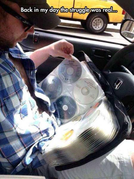 the cd struggle the cd struggle