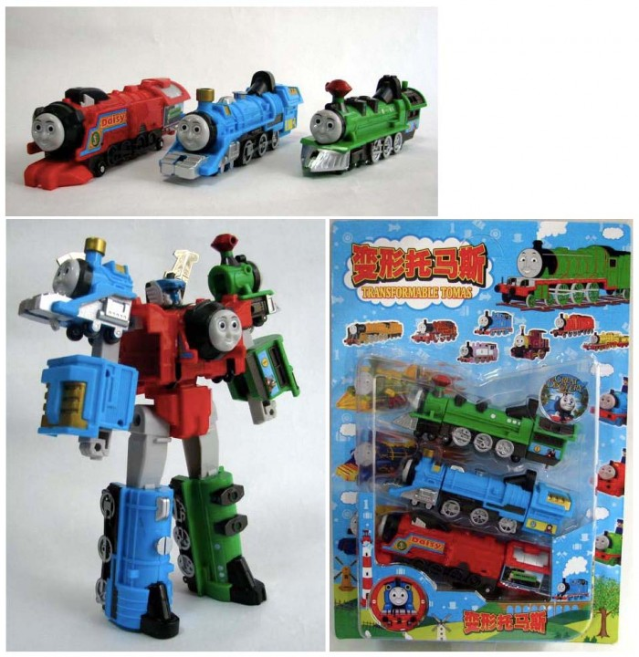 transformable tomas