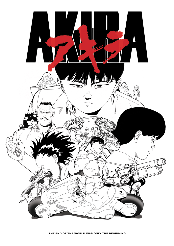 tumblr nspurbwfxF1qzdglao1 1280 AKIRA poster anime Akira