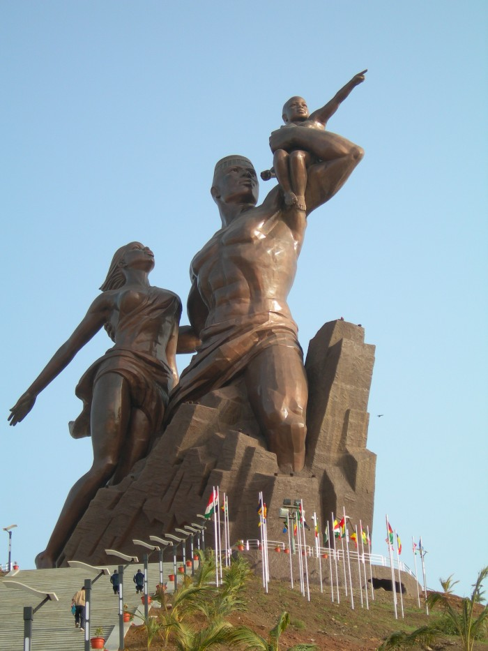 African Monument