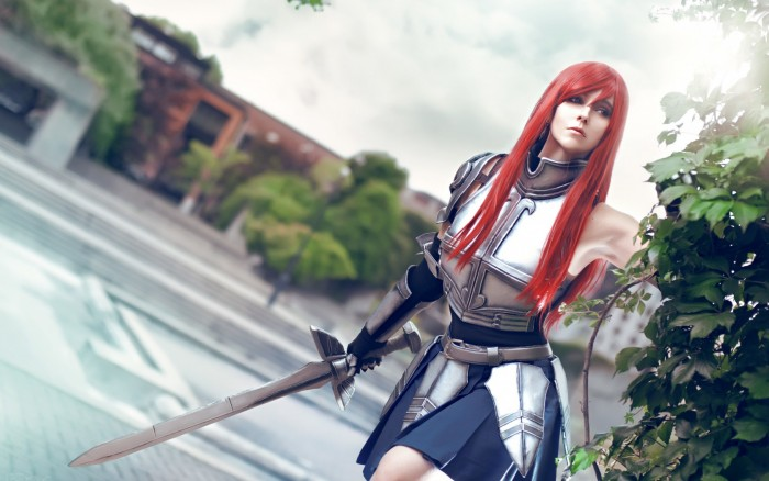 Erza Scarlet Fairy Tail Cosplay.jpeg