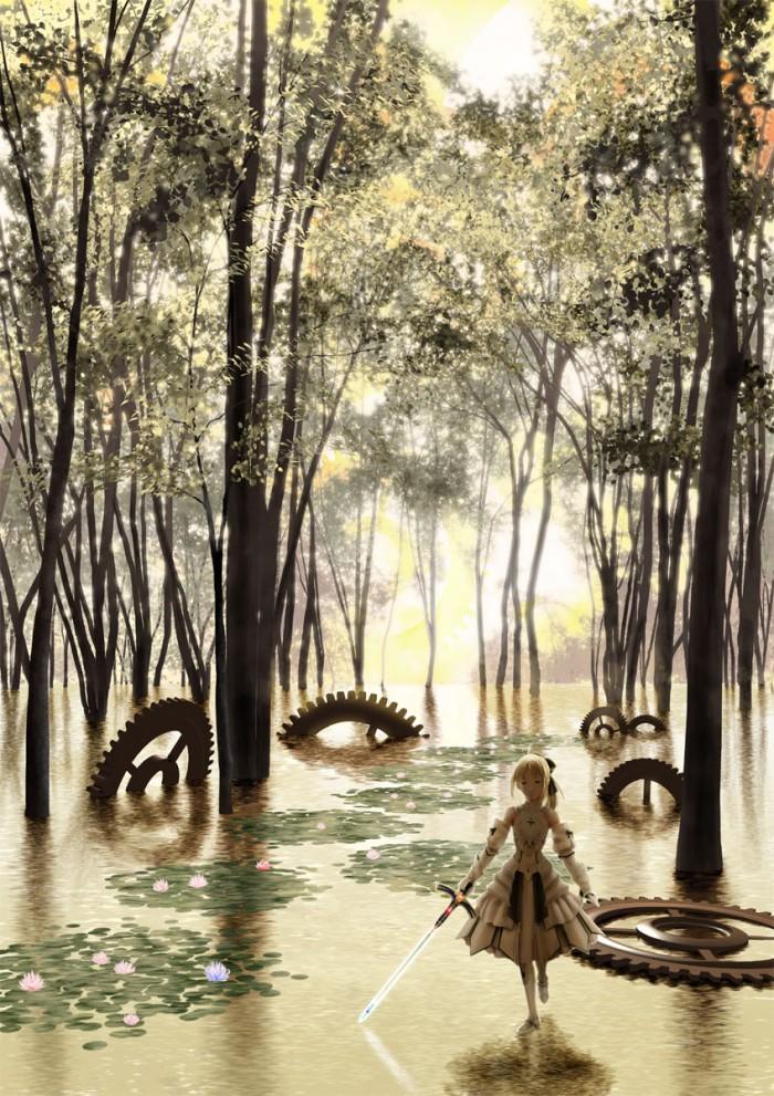Fate - Clockwork forest.jpeg