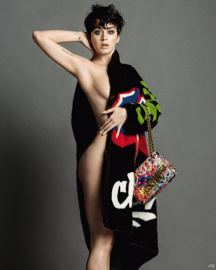 Katy Perry Sideboob with a fashionable purse 700x875 Katy Perry Sideboob with a fashionable purse vertical wallpaper Sexy NeSFW