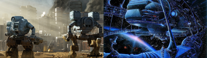 MW - Mech and Warship