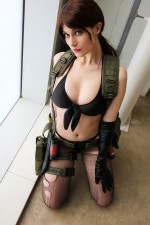 Metal Gear Solid V Quiet Meryl sama 002 150x225 Metal Gear Solid V   Quiet   Meryl sama Sexy NeSFW metal gear solid Gaming cosplay