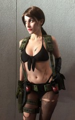Metal Gear Solid V Quiet Meryl sama 005 150x238 Metal Gear Solid V   Quiet   Meryl sama Sexy NeSFW metal gear solid Gaming cosplay