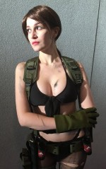 Metal Gear Solid V Quiet Meryl sama 006 150x239 Metal Gear Solid V   Quiet   Meryl sama Sexy NeSFW metal gear solid Gaming cosplay