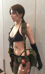 Metal Gear Solid V Quiet Meryl sama 007 150x244 Metal Gear Solid V   Quiet   Meryl sama Sexy NeSFW metal gear solid Gaming cosplay