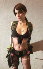 Metal Gear Solid V Quiet Meryl sama 009 150x238 Metal Gear Solid V   Quiet   Meryl sama Sexy NeSFW metal gear solid Gaming cosplay