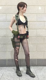 Metal Gear Solid V Quiet Meryl sama 012 150x260 Metal Gear Solid V   Quiet   Meryl sama Sexy NeSFW metal gear solid Gaming cosplay
