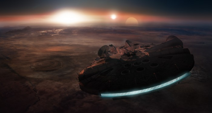 Millenium Falcon - Triple Sunset.jpg