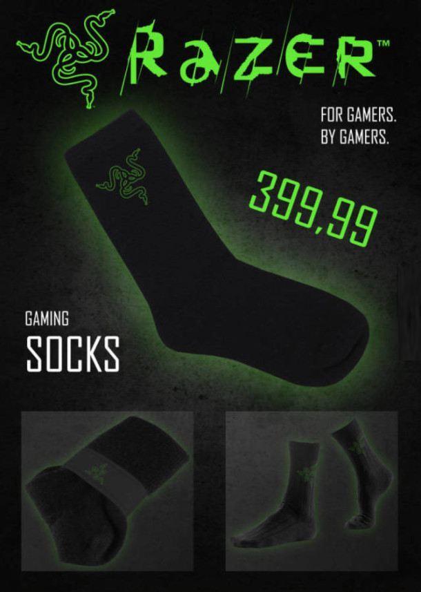Razer Socks Razer Socks wtf Gaming fashion