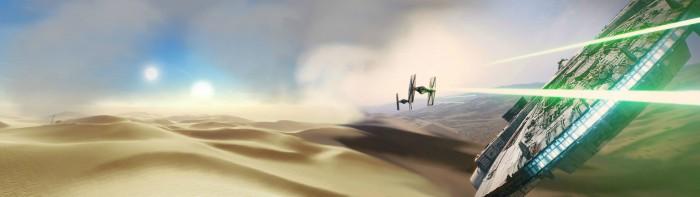 SW - Falcon Tie Pursuit