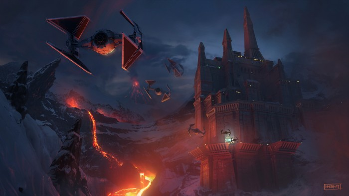 Tie Fighters and Castle.jpg
