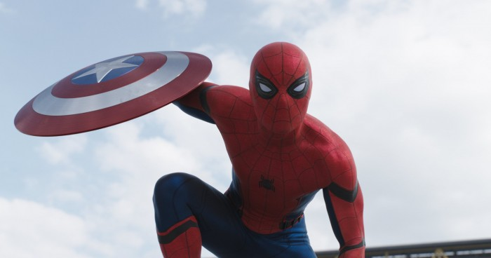 spidey is High Resolution Wallpaper 700x368 spidey is High Resolution Wallpaper Wallpaper spider man Movies Comic Books captain america : civil war