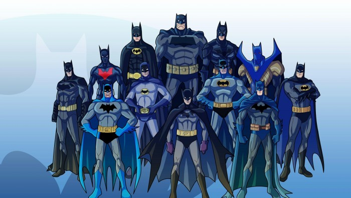 the batman lineup 700x394 the batman lineup