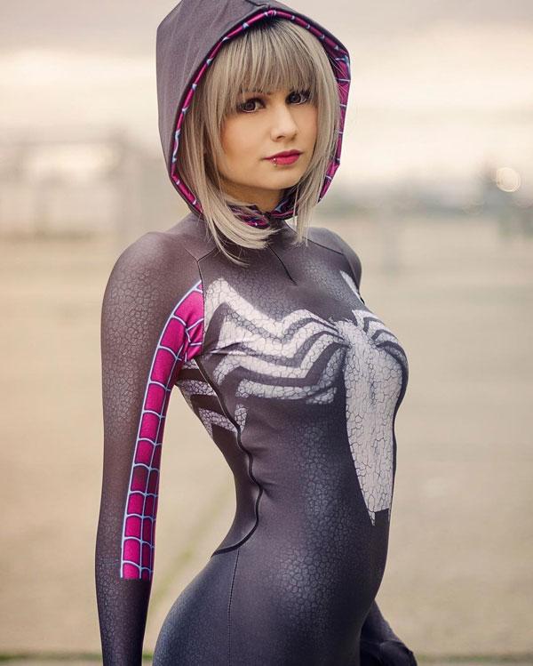1 8 Spider Girl