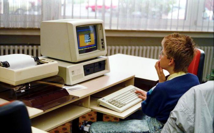 80s computer technology