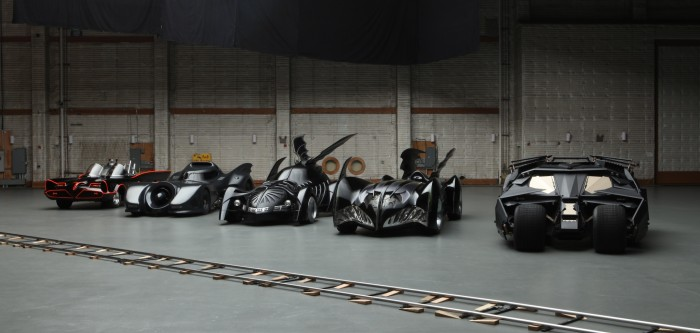 All The Batmobiles 700x333 All The Batmobiles
