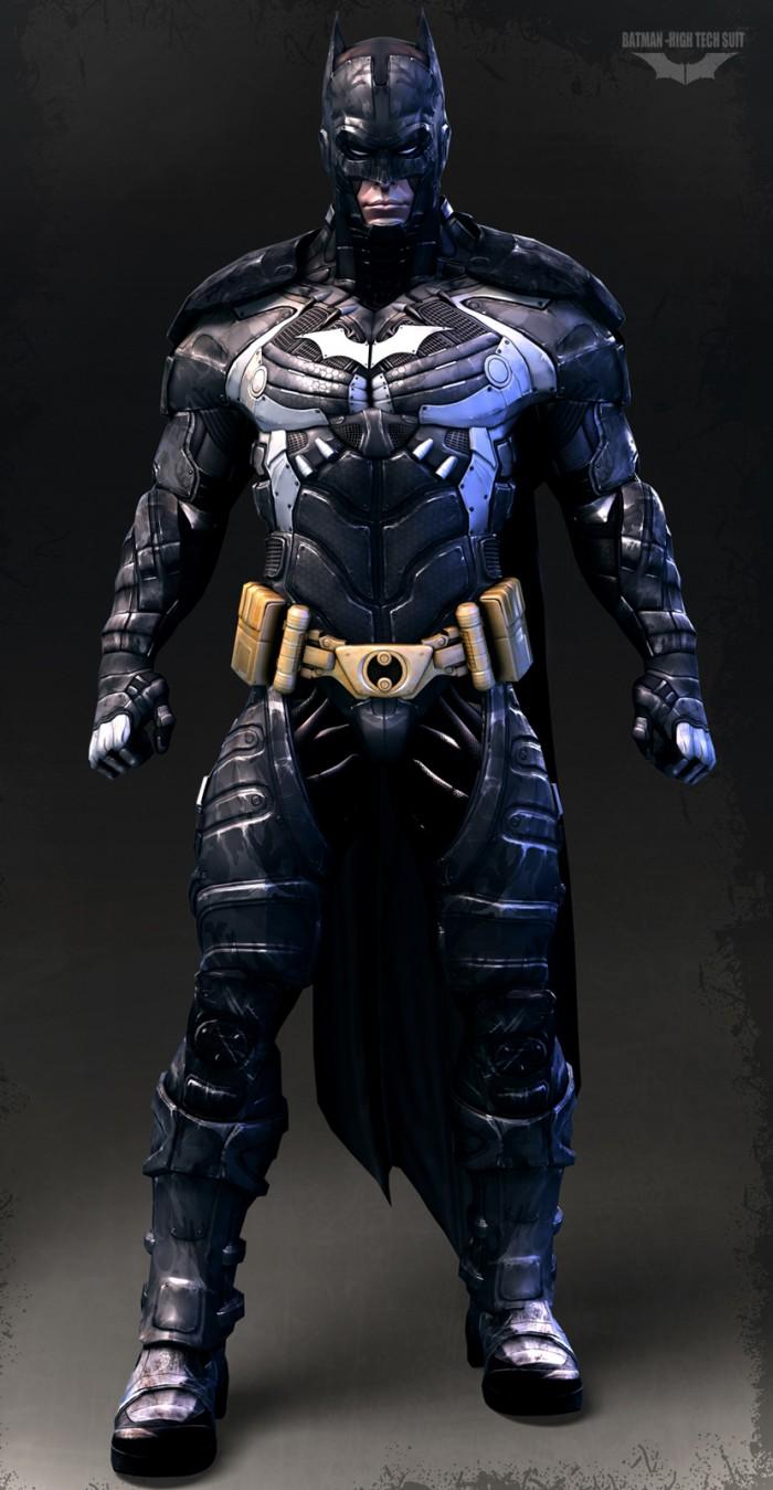 Armored Batman 700x1349 Armored Batman