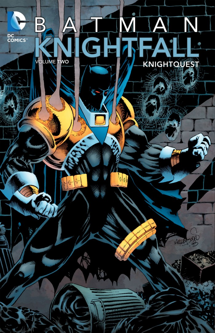 Batman Knightfall 700x1083 Batman – Knightfall