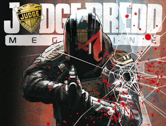 Dredd Megazine 700x529 Dredd Megazine
